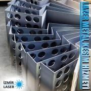 İzmir CNC Lazer Kesima